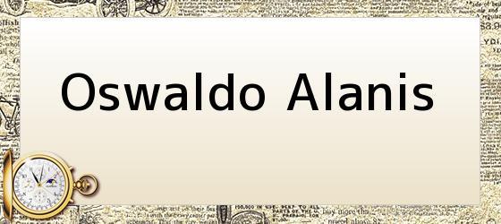 Oswaldo Alanis