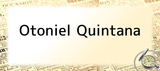 Otoniel Quintana