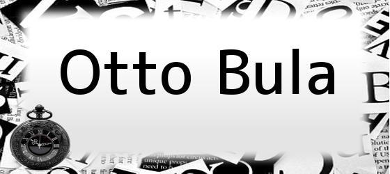 Otto Bula