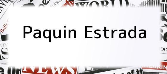 Paquin Estrada