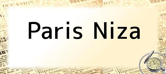 Paris Niza