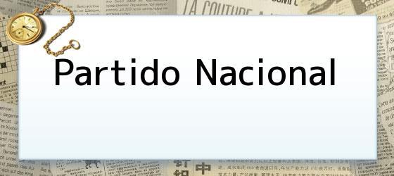 Partido Nacional