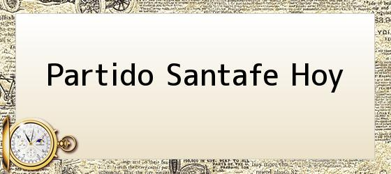 Partido Santafe Hoy