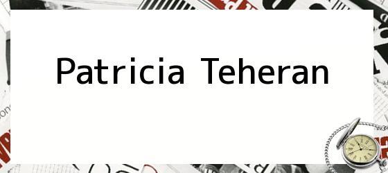 Patricia Teheran
