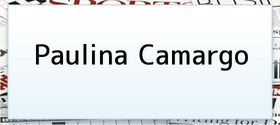 Paulina Camargo