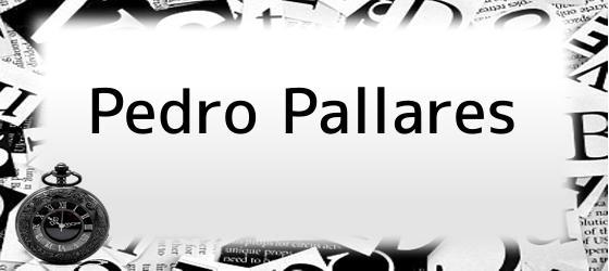 Pedro Pallares