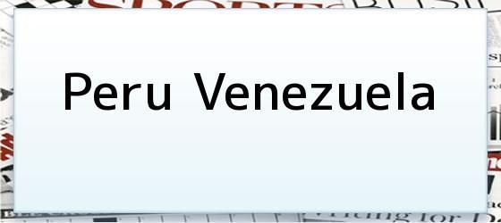 Peru Venezuela