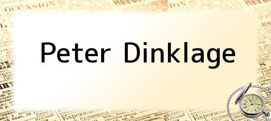 Peter Dinklage