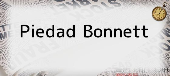 Piedad Bonnett