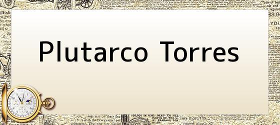 Plutarco Torres