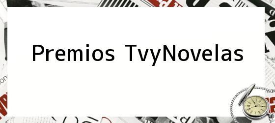 Premios TvyNovelas