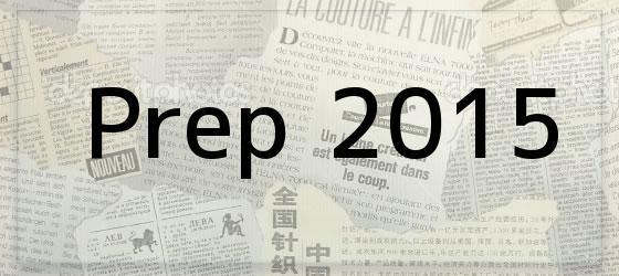 Prep 2015