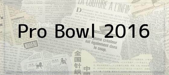 Pro Bowl 2016