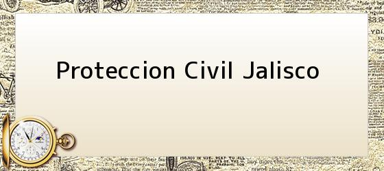 Proteccion Civil Jalisco
