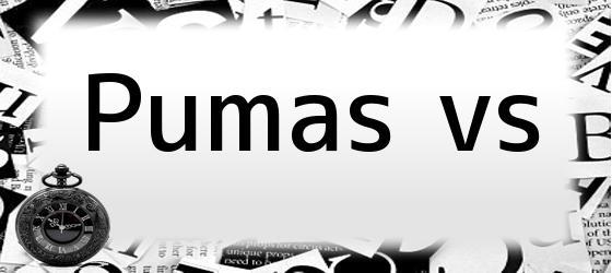 Pumas vs