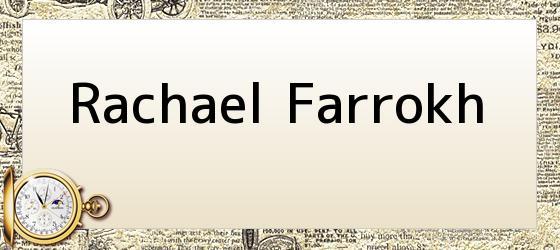 Rachael Farrokh