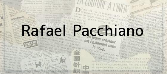 Rafael Pacchiano