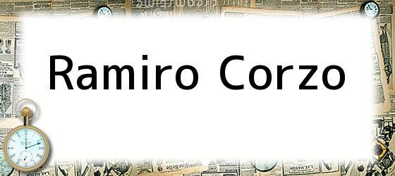 Ramiro Corzo