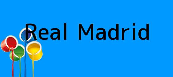 <i>Real Madrid</i>