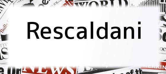 Rescaldani
