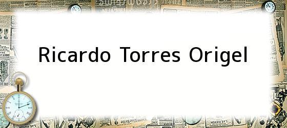 Ricardo Torres Origel