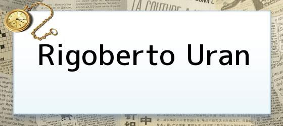 Rigoberto Uran