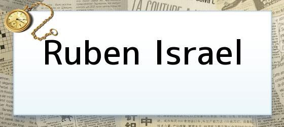 Ruben Israel