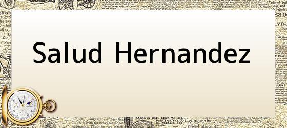 Salud Hernandez