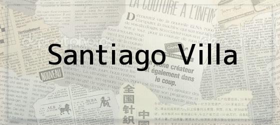 Santiago Villa