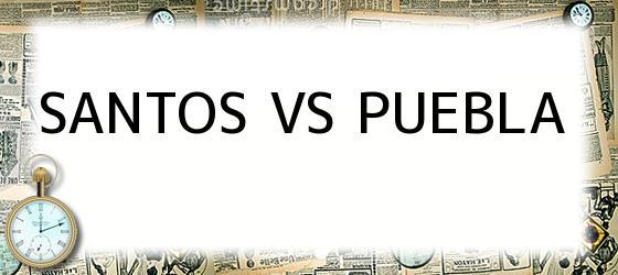 <i>SANTOS VS PUEBLA</i>
