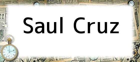 Saul Cruz