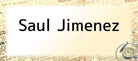 Saul Jimenez