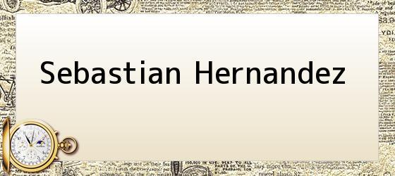 Sebastian Hernandez
