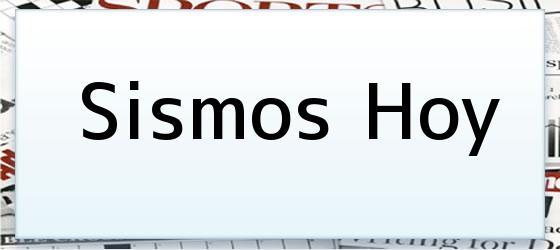 Sismos Hoy