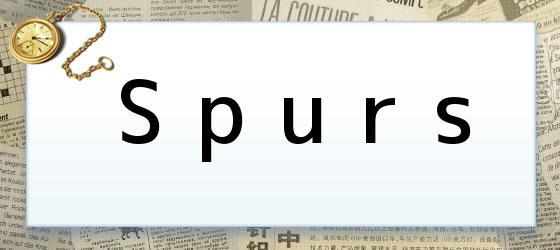 <i>Spurs</i>