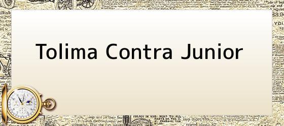 Tolima Contra Junior