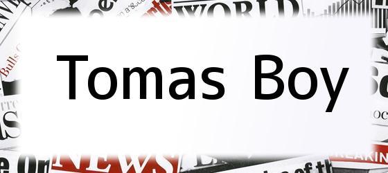 Tomas Boy