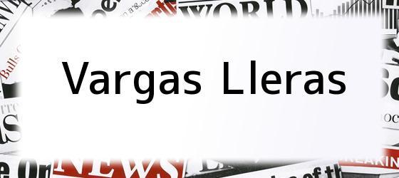Vargas Lleras