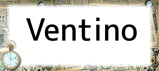 Ventino