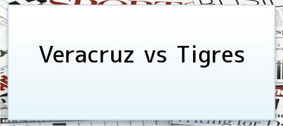 Veracruz vs Tigres