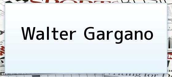 Walter Gargano
