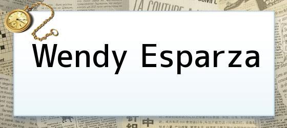 Wendy Esparza
