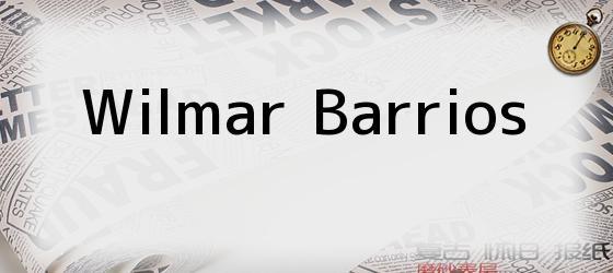Wilmar Barrios