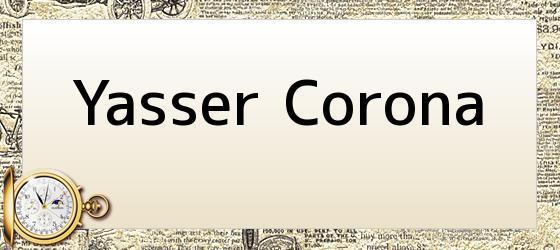 Yasser Corona