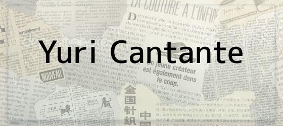 Yuri Cantante