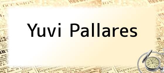 Yuvi Pallares