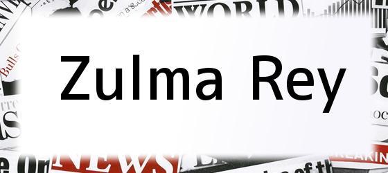 Zulma Rey