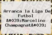 Arranca <b>la Liga</b> De Futbol &#039;Marcelino Champagnat&#039;