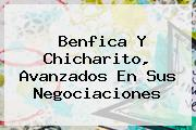 <b>Benfica</b> Y Chicharito, Avanzados En Sus Negociaciones