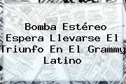 <b>Bomba Estéreo</b> Espera Llevarse El Triunfo En El Grammy Latino